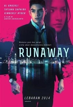 Foto Al Ghazali Film Runaway Indonesia 2014