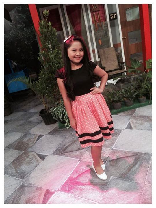Foto Monalisa Artis Cilik Lenong Rempong Trans7