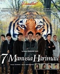 Foto Pemain Sinetron 7 Manusia Harimau RCTI