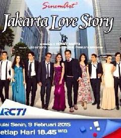 Foto pemain Sinetron Jakarta Love Story dan Sinopsis