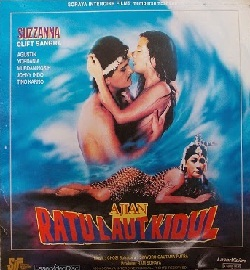 Foto dan pemeran pemain ajian ratu laut kidul 1991 pemeran Suzanna