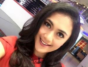 Biografi Brigita Manohara presenter tv one