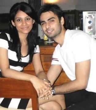Foto Varun Kapoor dan Istrinya Dhanya