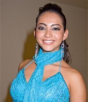 Dalia Hernandez Pemeran Seven - Istri Jaguar Paw film Apocalypto
