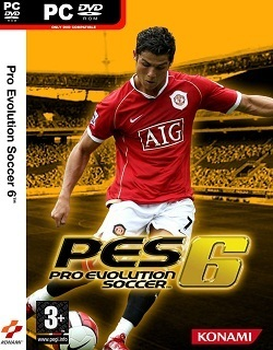 Update PES 6 download patch full version